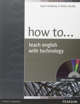 How to Teach English with Technology Book+CD New (підручник+аудіодиск) - фото книги