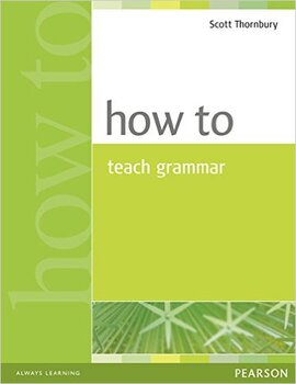 How to Teach Grammar New (підручник) - фото книги