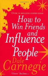 How to Win Friends and Influence People - фото обкладинки книги