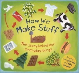 How We Make Stuff - фото книги