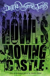 Howl's Moving Castle - фото обкладинки книги