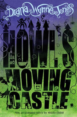 Книга Howl's Moving Castle