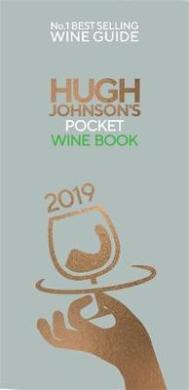 Книга Hugh Johnson's Pocket Wine Book 2019