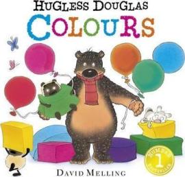 Hugless Douglas Colours Board Book - фото книги