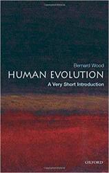 Human Evolution: A Very Short Introduction - фото обкладинки книги