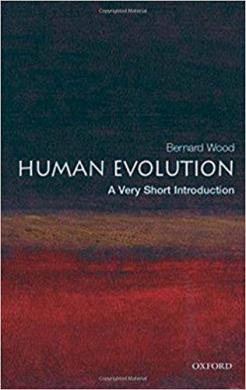 Human Evolution: A Very Short Introduction - фото книги