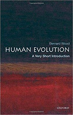 Human Evolution: A Very Short Introduction - фото книги