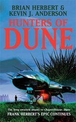 Hunters of Dune - фото обкладинки книги
