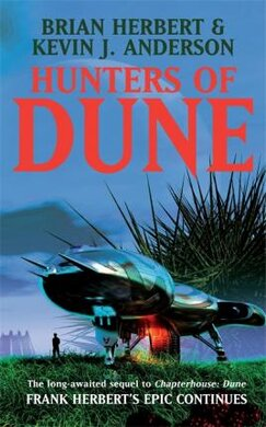 Hunters of Dune - фото книги
