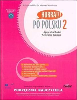 Hurra!!! Po Polsku 2 - Podrecznik nauczyciela - фото книги