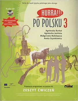 Hurra!!! Po Polsku 3: Student's Workbook - фото книги
