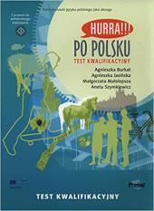 Hurra!!! Po Polsku: Placement Test - фото обкладинки книги