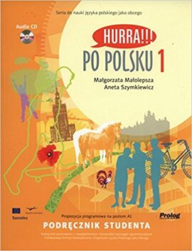 Hurra!!! Po Polsku: Student's Textbook Volume 1 - фото книги