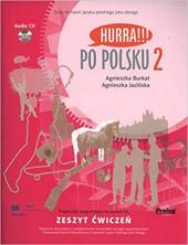 Hurra!!! Po Polsku: Student's Workbook v. 2 - фото обкладинки книги