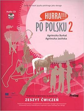 Hurra!!! Po Polsku: Student's Workbook v. 2 - фото книги