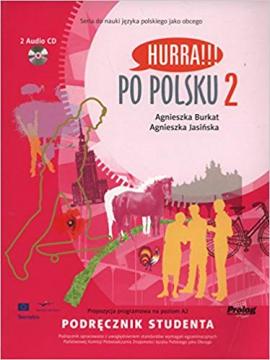 Hurra!!! Po Polsku: Student Textbook v. 2 - фото книги