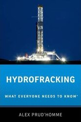 Hydrofracking: What Everyone Needs to Know - фото обкладинки книги