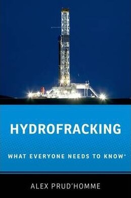 Hydrofracking: What Everyone Needs to Know - фото книги