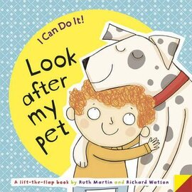 I Can Do It! Look After My Pet - фото книги