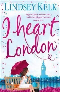 I Heart London - фото книги