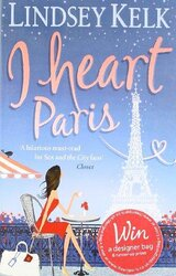 I Heart Paris - фото обкладинки книги