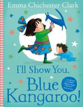 I'll Show You, Blue Kangaroo - фото книги