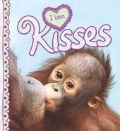 I Love: Kisses - фото обкладинки книги
