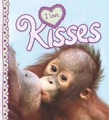 I Love: Kisses - фото книги