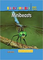 I Love Reading Fact Hounds 550 Words: Minibeasts - фото обкладинки книги