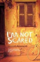 I'm Not Scared - фото обкладинки книги