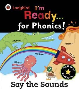 I'm Ready for Phonics! Say the Sounds - фото книги