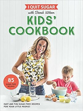 I Quit Sugar Kids Cookbook: 85 Easy and Fun Sugar-Free Recipes for Your Little People - фото книги