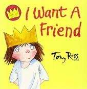I Want A Friend - фото обкладинки книги