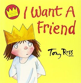 I Want A Friend - фото книги