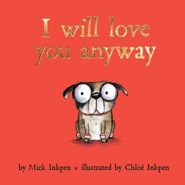 I Will Love You Anyway - фото книги