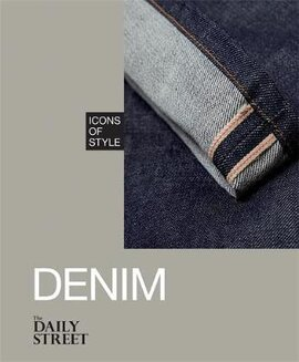 Icons of Style: Denim - фото книги