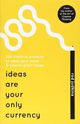Ideas Are Your Only Currency - фото обкладинки книги
