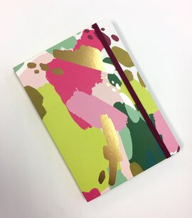 Idlewild Gilded Journal - фото книги