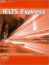 IELTS Express Intermediate - фото обкладинки книги