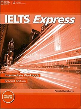 IELTS Express Intermediate - фото книги