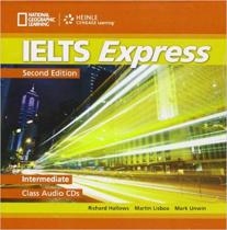 Комплект книг IELTS Express Intermediate Class Audio CDs