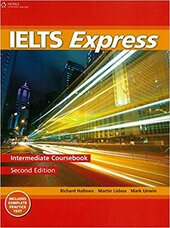 IELTS Express Intermediate: The Fast Track to IELTS Success - фото обкладинки книги