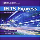 Аудіодиск IELTS Express Upper-Intermediate Class Audio CDs