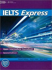 IELTS Express Upper-Intermediate: The Fast Track to IELTS Success - фото обкладинки книги
