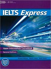 IELTS Express Upper-Intermediate: The Fast Track to IELTS Success - фото обкладинки книги