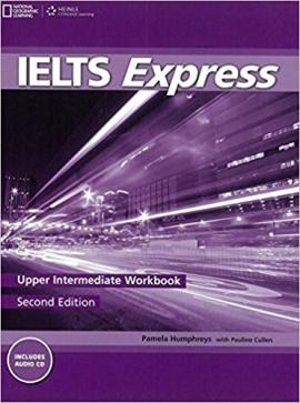 Ielts Express Upper Intermediate: Workbook with Audio CD - фото книги