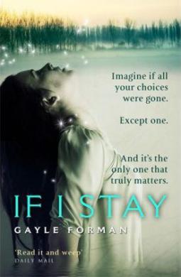 If I Stay - фото книги