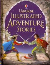 Illustrated Adventure Stories - фото обкладинки книги