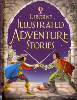 Illustrated Adventure Stories - фото книги