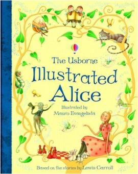 Книга Illustrated Alice